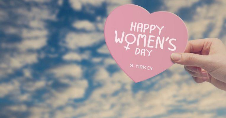 Δώρα για τη γιορτή της γυναίκας