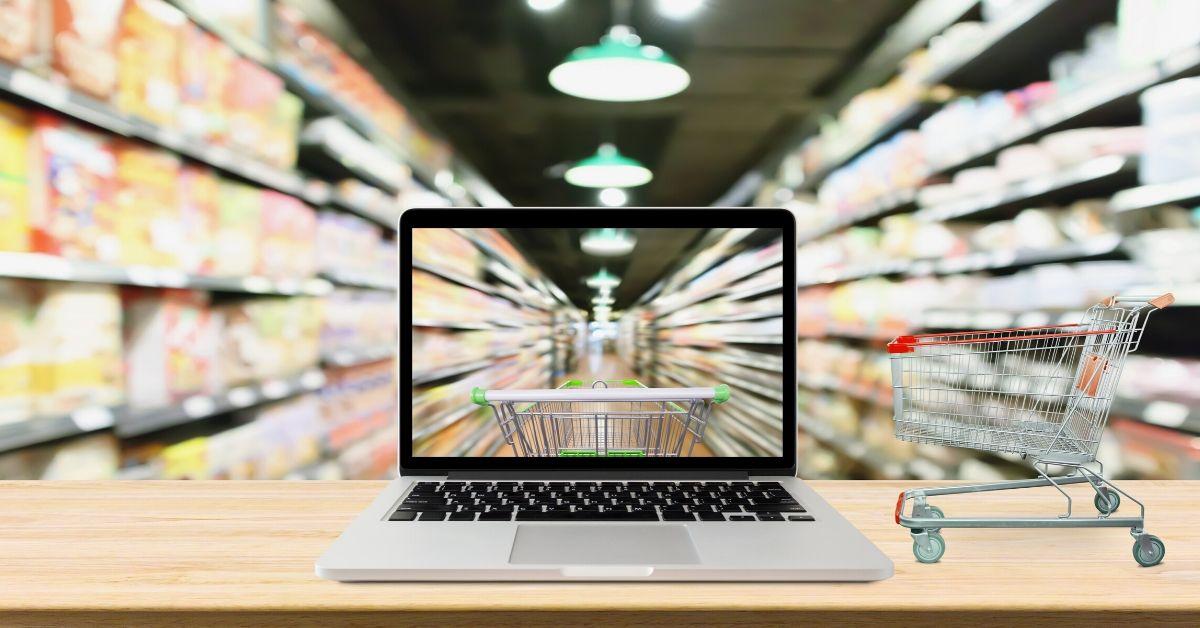 online super markets